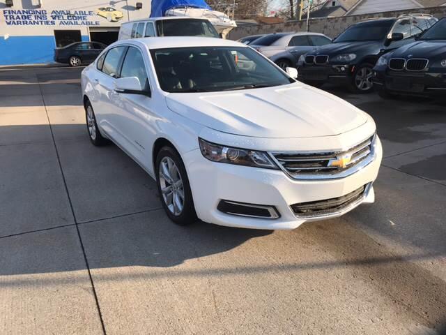 Chevrolet Impala LT In Lincoln Park MI Pro Auto Sale Inc - Chevrolet lincoln