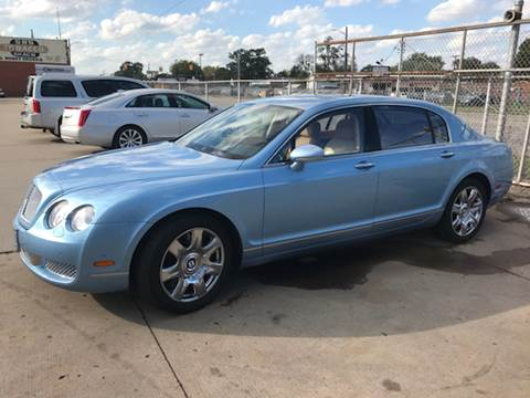 2006 Bentley Continental Flying Spur for sale in Lincoln Park, MI