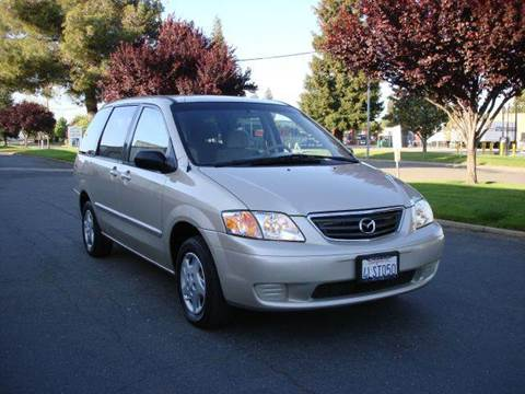 2001 Mazda MPV for sale at Mr Carz Auto Sales in Sacramento CA