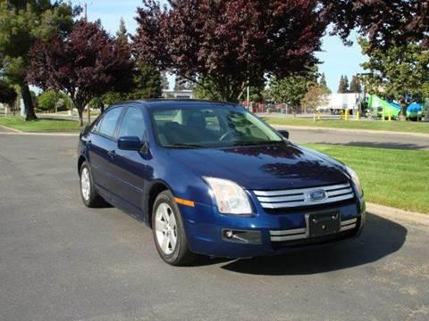2007 Ford Fusion for sale at Mr Carz Auto Sales in Sacramento CA