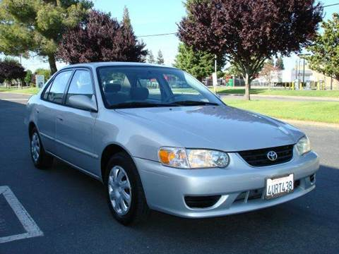 2002 Toyota Corolla for sale at Mr Carz Auto Sales in Sacramento CA