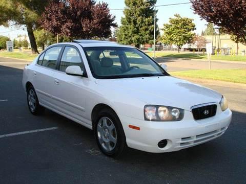 2003 Hyundai Elantra for sale at Mr Carz Auto Sales in Sacramento CA