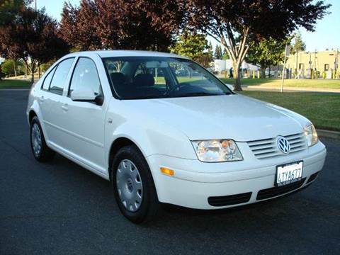 2001 Volkswagen Jetta for sale at Mr Carz Auto Sales in Sacramento CA