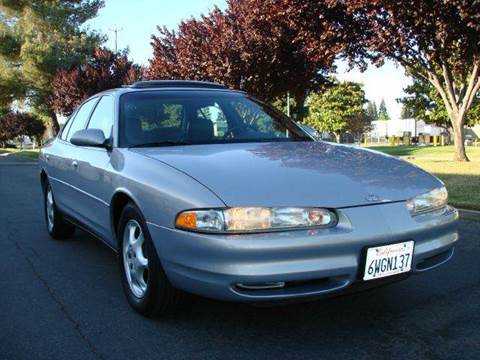 1998 Oldsmobile Intrigue for sale at Mr Carz Auto Sales in Sacramento CA