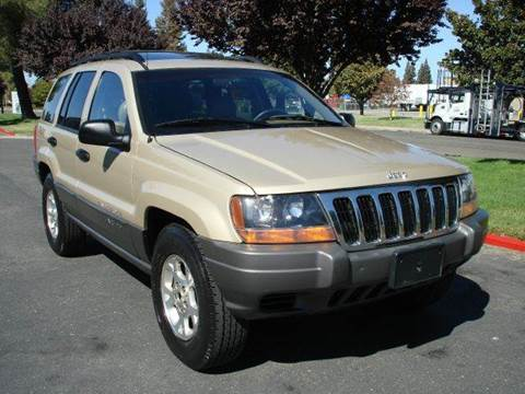 2001 Jeep Grand Cherokee for sale at Mr Carz Auto Sales in Sacramento CA