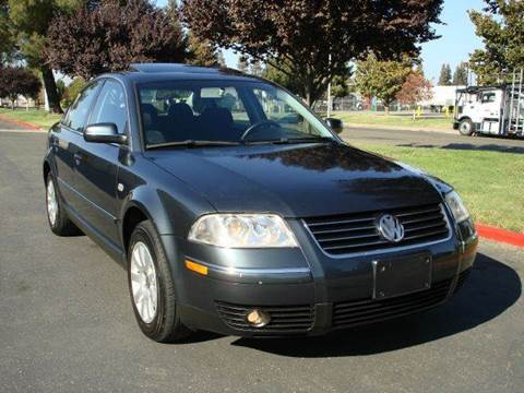 2003 Volkswagen Passat for sale at Mr Carz Auto Sales in Sacramento CA
