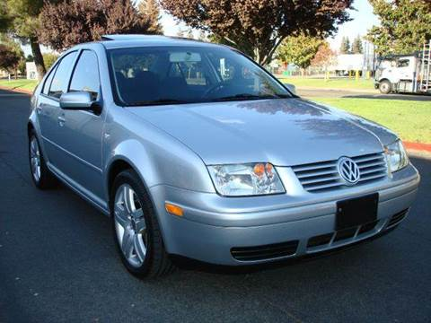2002 Volkswagen Jetta for sale at Mr Carz Auto Sales in Sacramento CA