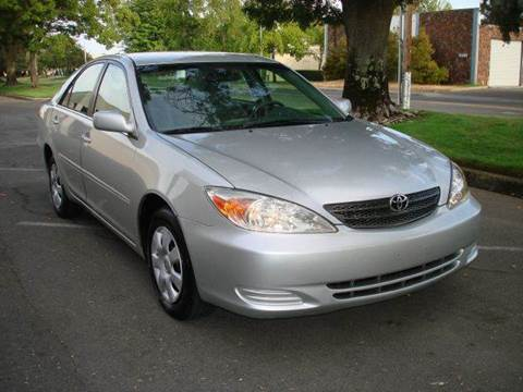 2003 Toyota Camry for sale at Mr Carz Auto Sales in Sacramento CA