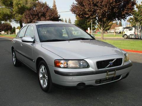 2001 Volvo S60 for sale at Mr Carz Auto Sales in Sacramento CA