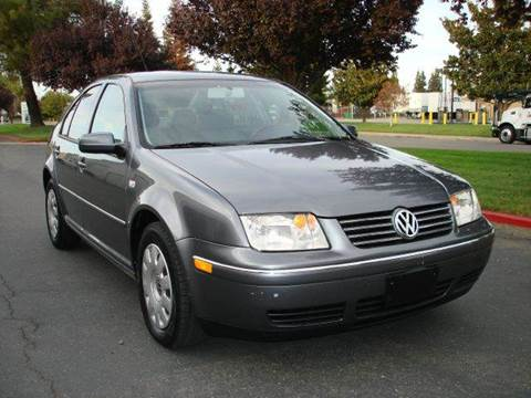 2004 Volkswagen Jetta for sale at Mr Carz Auto Sales in Sacramento CA