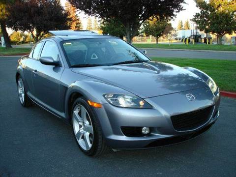 2005 Mazda RX-8 for sale at Mr Carz Auto Sales in Sacramento CA