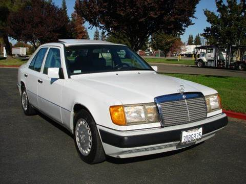 1993 Mercedes-Benz 300-Class for sale at Mr Carz Auto Sales in Sacramento CA