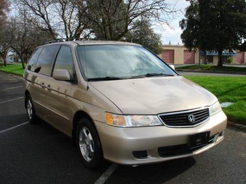2001 Honda Odyssey for sale at Mr Carz Auto Sales in Sacramento CA