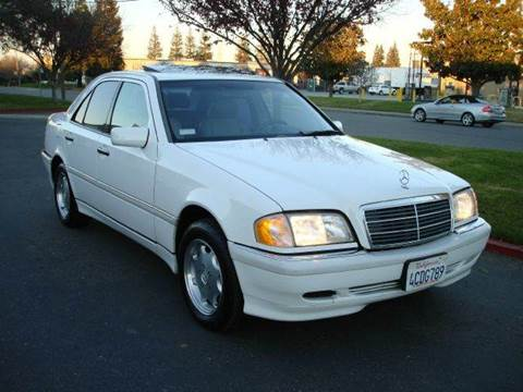 1998 Mercedes-Benz C-Class for sale at Mr Carz Auto Sales in Sacramento CA