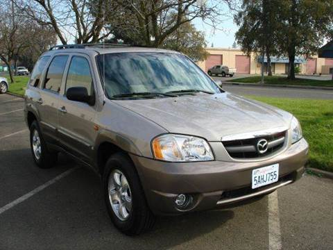 2002 Mazda Tribute for sale at Mr Carz Auto Sales in Sacramento CA