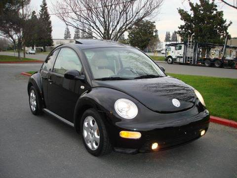 2003 Volkswagen New Beetle for sale at Mr Carz Auto Sales in Sacramento CA