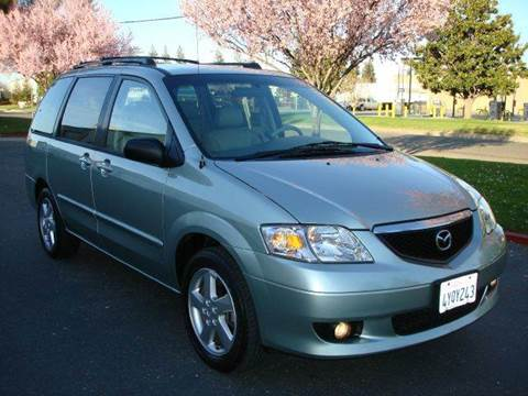 2002 Mazda MPV for sale at Mr Carz Auto Sales in Sacramento CA
