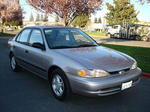 1998 Chevrolet Prizm for sale at Mr Carz Auto Sales in Sacramento CA