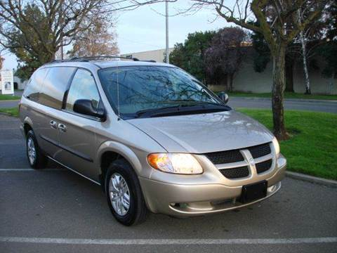 2003 Dodge Grand Caravan for sale at Mr Carz Auto Sales in Sacramento CA