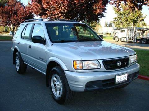 2001 Honda Passport for sale at Mr Carz Auto Sales in Sacramento CA