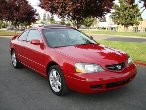 2003 Acura CL for sale at Mr Carz Auto Sales in Sacramento CA