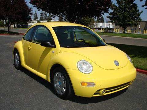 2002 Volkswagen New Beetle for sale at Mr Carz Auto Sales in Sacramento CA