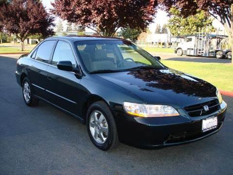 2000 Honda Accord for sale at Mr Carz Auto Sales in Sacramento CA
