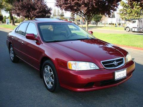 2001 Acura TL for sale at Mr Carz Auto Sales in Sacramento CA