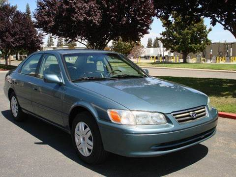 2001 Toyota Camry for sale at Mr Carz Auto Sales in Sacramento CA