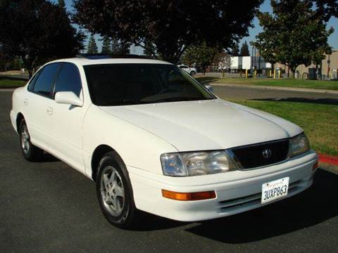 1997 Toyota Avalon for sale at Mr Carz Auto Sales in Sacramento CA