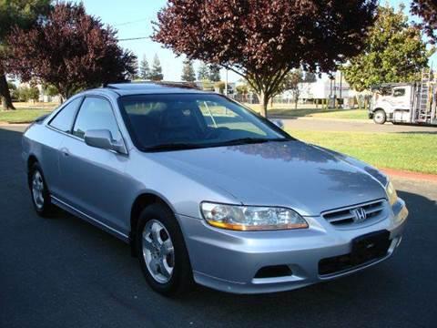 2002 Honda Accord for sale at Mr Carz Auto Sales in Sacramento CA