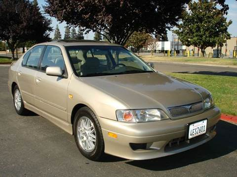 1999 Infiniti G20 for sale at Mr Carz Auto Sales in Sacramento CA