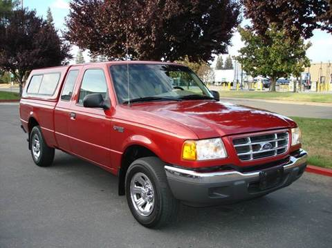 2001 Ford Ranger for sale at Mr Carz Auto Sales in Sacramento CA