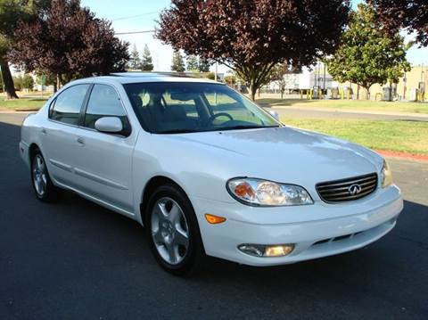 2000 Infiniti I30 for sale at Mr Carz Auto Sales in Sacramento CA