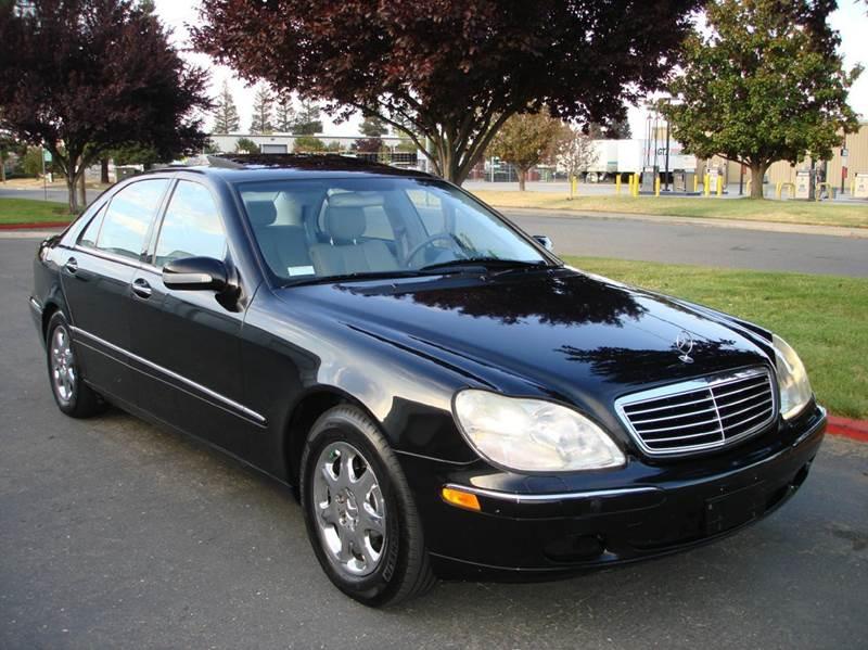 2000 Mercedes-Benz S-Class for sale at Mr Carz Auto Sales in Sacramento CA