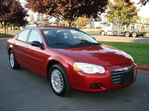 2005 Chrysler Sebring for sale at Mr Carz Auto Sales in Sacramento CA