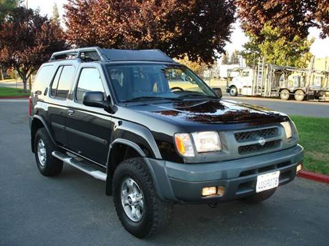 2001 Nissan Xterra for sale at Mr Carz Auto Sales in Sacramento CA