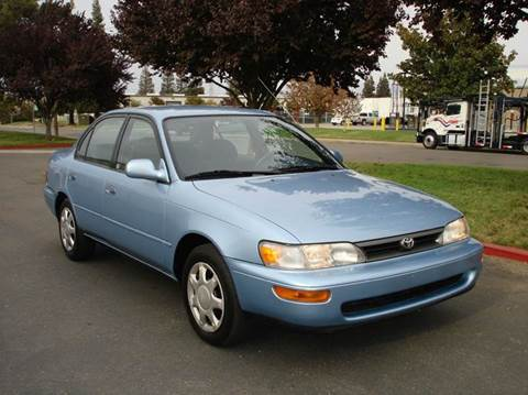 1993 Toyota Corolla for sale at Mr Carz Auto Sales in Sacramento CA