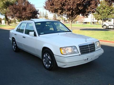 1994 Mercedes-Benz E-Class for sale at Mr Carz Auto Sales in Sacramento CA