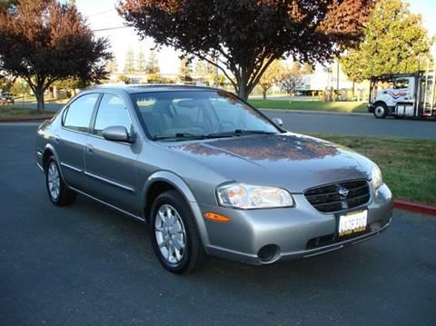 2001 Nissan Maxima for sale at Mr Carz Auto Sales in Sacramento CA