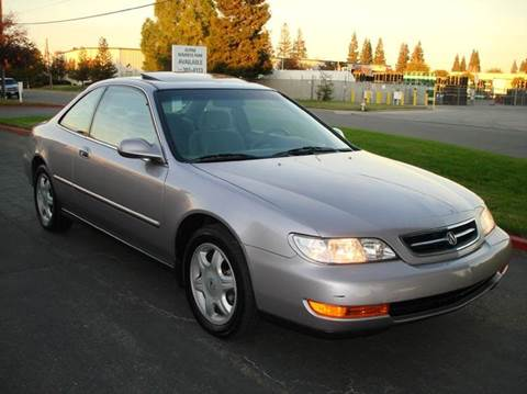 1997 Acura CL for sale at Mr Carz Auto Sales in Sacramento CA