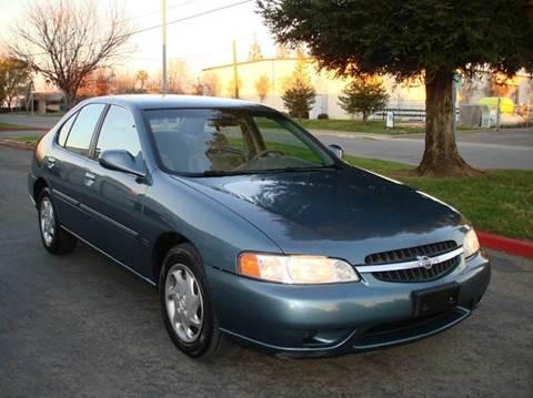 2001 Nissan Altima for sale at Mr Carz Auto Sales in Sacramento CA