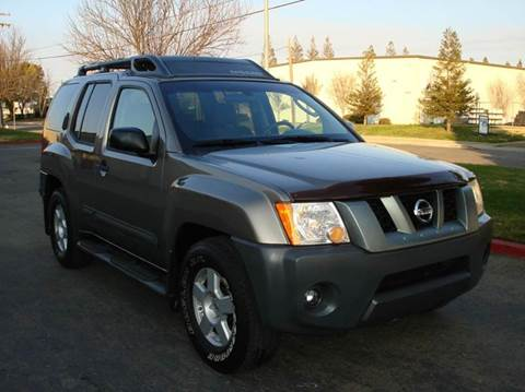 2006 Nissan Xterra for sale at Mr Carz Auto Sales in Sacramento CA
