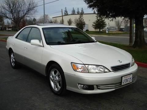 2001 Lexus ES 300 for sale at Mr Carz Auto Sales in Sacramento CA