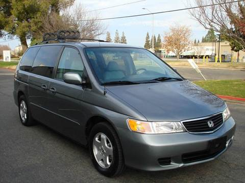 1999 Honda Odyssey for sale at Mr Carz Auto Sales in Sacramento CA