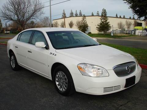2006 Buick Lucerne for sale at Mr Carz Auto Sales in Sacramento CA