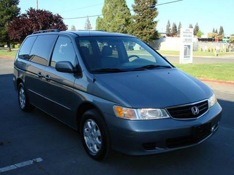 2002 Honda Odyssey for sale at Mr Carz Auto Sales in Sacramento CA
