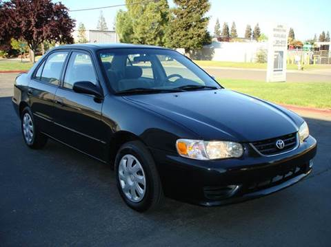 2001 Toyota Corolla for sale at Mr Carz Auto Sales in Sacramento CA