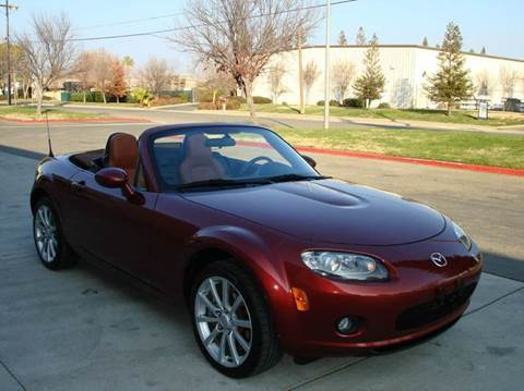 2006 Mazda MX-5 Miata for sale at Mr Carz Auto Sales in Sacramento CA