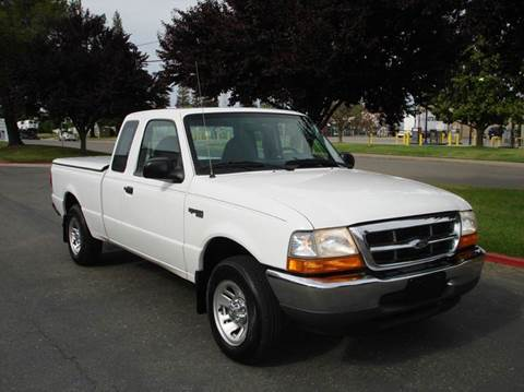 1999 Ford Ranger for sale at Mr Carz Auto Sales in Sacramento CA
